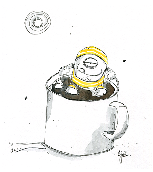 Kaffee Monster